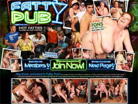 Welcome to Fat Pub - hot fatties fucked at hot parties!