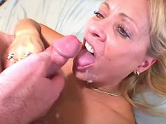 Mom fucks n licks out cum